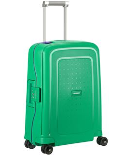 SAMSONITE-S-CURE-55CM-ALOE GREEN-RIO BLUE