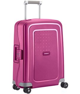 TROLLEY-SAMSONITE-S-CURE-55-CM-FUCSIA