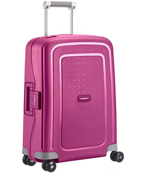Trolley samsonite neopulse mediano 69 cm 4 ruedas rojo metalizado - SAMSONITE-NEOPULSE-69-CM-ROJO-METALIZADO