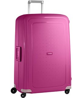 TROLLEY-SAMSONITE-S-CURE-81 CM-FUCHSIA