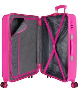 Bolsa-trolley mediana 67 cm 2 ruedas a.t. road quest grafito/turquesa - ROAD-QUEST-67-2R-GRAFITO-TURQUESA