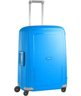 SAMSONITE-S-CURE-SPINNER-69CM-PACIFIC BLUE