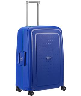 SAMSONITE-S-CURE-69CM-RIO BLUE-ALOE GREEN