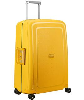 SAMSONITE-S´CURE-69-SUNSET-YELLOW-NAVY-BLUE