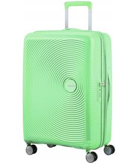 Trolley mediano 67 cm exp 4 R American Tourister Soundbox Spring Green