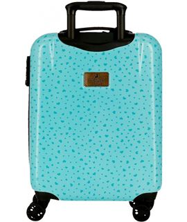 Trolley cabina 55 cm 4r a.t. bon air verde (emerald green) - TROLLEY-CABINA-BON-AIR-EMERALD-GREEN
