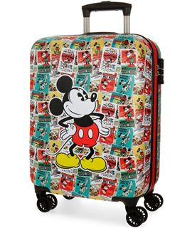 TROLLEY-CABINA-54-4R-MICKEY-POSTERS-1