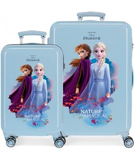 Maleta 50 cm 2 ruedas blanda mickey adventure day - 2689051