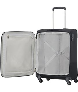 Trolley cabina 55 cm exp 4 r american tourister soundbox midnight navy - TROLLEY-CABINA-SOUNDBOX-MIDNIGHT-NAVY