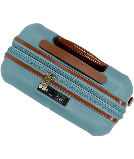 Trolley samsonite s´cure mediano 69 cm 4 ruedas dark blue - SAMSONITE-S-CURE-SPINNER-69CM-DARK-BLUE