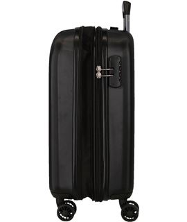 Trolley cabina 55 cm. 4r.pepe jeans color stripes marino - 7877753