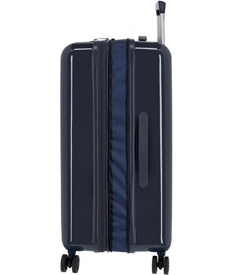 Trolley samsonite s´cure cabina 55 cm 4 ruedas azul oscuro (dark blue) - TROLLEY-SAMSONITE-S-CURE-SPINNER-55CM-DARK-BLUE