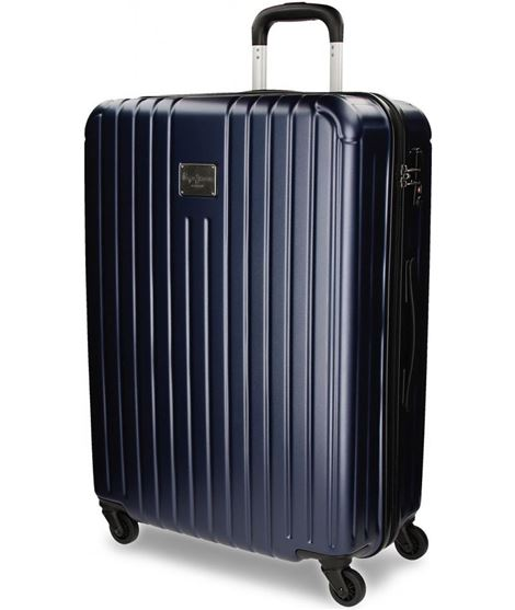 Trolley samsonite lite-locked grande 75 cm 4r negro - SAMSONITE-LITE-LOCKED-75-NEGRO