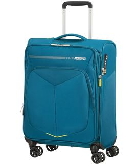 Trolley samsonite lite-locked mediana 69 cm 4r blanco (off white ) - SAMSONITE-LITE-LOCKED-69-BLANCO