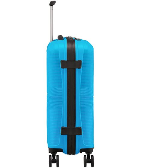 Trolley samsonite s´cure cabina 55 cm 4 ruedas verde (aloe green/ rio blue) - SAMSONITE-S-CURE-55CM-ALOE GREEN-RIO BLUE