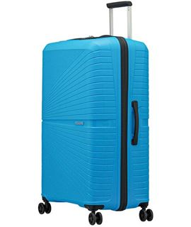 Trolley samsonite s´cure cabina 55 cm 4r azul (caribbean blue/ orange) - SAMSONITE-S-CURE-55-CARIBBEAN-BLUE-ORANGE