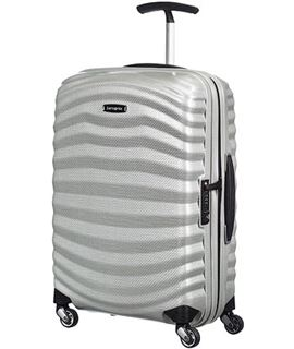 SAMSONITE-LITE-SHOCK-55-SILVER